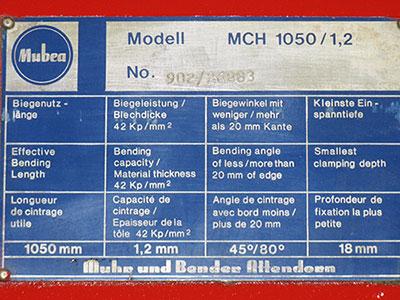 mubea-mch-1050-04
